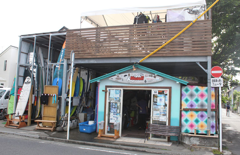 Hosoii Surf & Sports